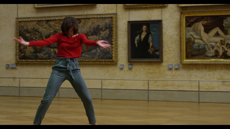 ליאו קאיאר, תמונות מתוך הוידאו ריקוד החיים, 2018