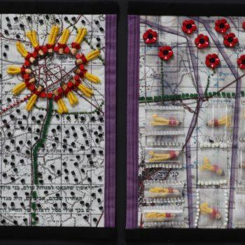 פרחים בחאן ארינבה 1973 רוגל
